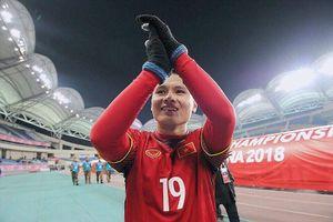 Các đội bóng nước ngoài 'săn' tiền vệ Quang Hải
