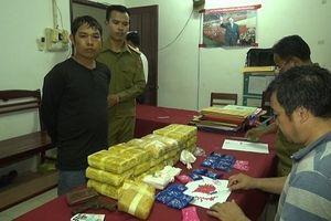 Bắt 'ông trùm' người Lào điều hành đường dây buôn ma túy xuyên quốc gia