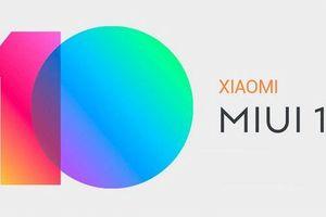MIUI 10 phiên bản ổn định đang được phát hành