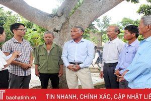 Đền Lương Hội - nơi nhen nhóm phong trào Xô viết ở Hà Tĩnh