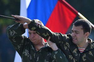 Nga bắt đầu cuộc tập trận lớn nhất từ thời chiến tranh lạnh