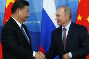 Ông Tập Cận Bình: Quan hệ Trung-Nga đang ở mức 'cao nhất mọi thời đại'