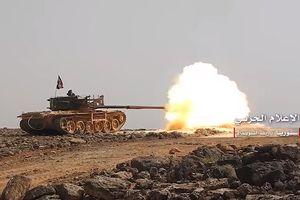 Quân tình nguyện Syria ác chiến IS tử thủ núi lửa Al-Safa
