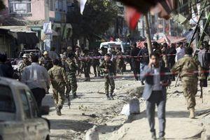 Đánh bom liều chết ở Afghanistan, ít nhất 32 người thiệt mạng