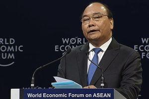 Khai mạc Diễn đàn Kinh tế Thế giới ASEAN tại Hà Nội
