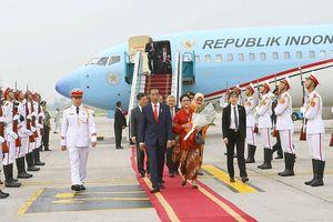 Tổng thống Indonesia thăm cấp nhà nước Việt Nam