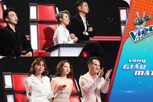 Tập 1 - The Voice Kids: Hot như phim cung đấu, bộ sậu quyền lực tung chiêu 'độc' để 'giành giựt' thí sinh