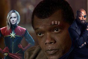 Giả thiết gây sốt về 'Captain Marvel': Cuộc truy tìm thủ phạm làm chột mắt Nick Fury