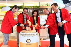 Thực phẩm Nhật 'đổ bộ' thị trường Việt