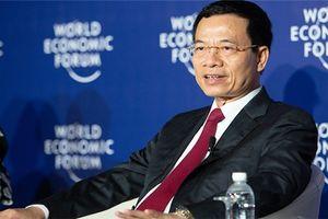 Quyền Bộ trưởng Nguyễn Mạnh Hùng đề xuất 3 sáng kiến về một ASEAN phẳng