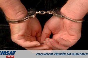 Phê chuẩn bắt người bị giữ trong trường hợp khẩn cấp liên quan đến vụ án giết người