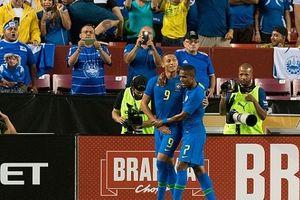 Richarlison tỏa sáng, Brazil thắng bàn tay nhỏ trước El Salvador