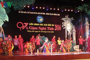 Hát dặm Nghệ Tĩnh: Vốn âm nhạc dân tộc quý báu của tổ tiên