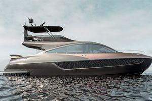 Ngắm nhìn du thuyền hạng sang Lexus LX 650