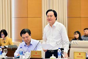 Bộ trưởng Phùng Xuân Nhạ: Miễn học phí trẻ mầm non 5 tuổi là khả thi