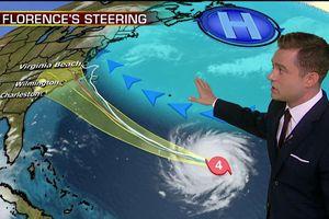 Mỹ ban bố tình trạng khẩn cấp, sơ tán 1,5 triệu người trước siêu bão Florence
