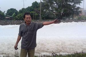 Hà Nam: Nước nguồn ô nhiễm nặng, người dân hoang mang