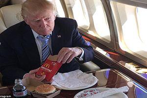 Tiết lộ bất ngờ cuộc sống của Tổng thống Trump trong Nhà Trắng