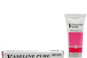 Mỹ phẩm Vaseline Pure vi phạm nhãn mác, bị phạt 45 triệu đồng