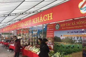 Sơn La khai mạc Hội chợ thương mại - Du lịch Xuân Mậu Tuất 2018