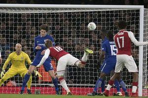 Arsenal 2-1 Chelsea: Pháo thủ vào chung kết Cúp Liên Đoàn