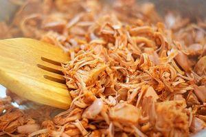 Mít - Siêu thực phẩm hoàn hảo thay thế thịt trong tương lai