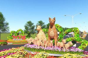 Hội Hoa Xuân tại KCN Hiệp Phước: 'Xuân sum họp, Tết Đoàn viên'
