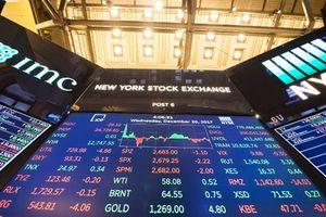 Thị trường chứng khoán Mỹ giảm điểm sâu nhất trong ngày