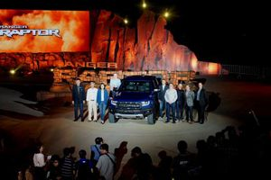 Những điểm mới đặc biệt trên Ford Ranger Raptor