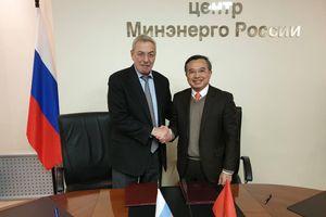 Phiên họp lần thứ 12 Tiểu ban Năng lượng Việt – Nga