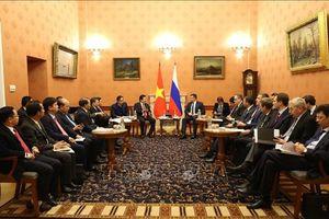 Khóa họp lần thứ 21 Ủy ban liên Chính phủ Việt Nam – Liên bang Nga về hợp tác kinh tế - thương mại và khoa học – kỹ thuật