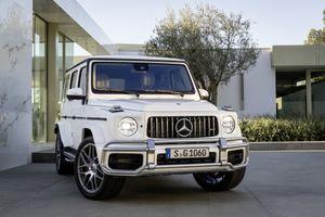 Mercedes-AMG G63 2019 'hiện nguyên hình' trước thiên hạ