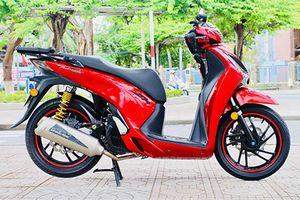 Xe ga Honda SH 2017 đồ chơi hàng hiệu tại Sài Gòn