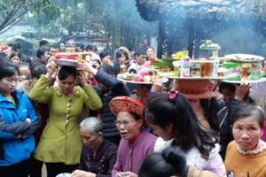 Thanh Hóa: Hàng nghìn người dự Lễ hội Phủ Na