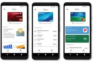 Google ra mắt dịch vụ thanh toán di động G Pay