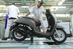 Honda Scoopy 2018 có giá bán gần 30 triệu đồng tại Indonesia
