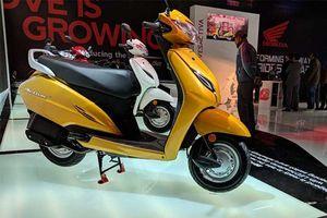 Xe tay ga mới toanh của Honda giá 18 triệu đồng có gì hay?