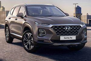 Chi tiết Hyundai Santa Fe 2019 trước ngày ra mắt