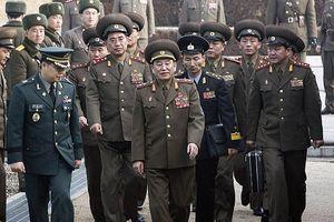 Tướng tình báo Triều Tiên đến Hàn Quốc dự lễ bế mạc Olympic 2018
