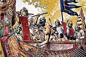 Vua Lý Thánh Tông bắt Chiêm Thành phải trả giá vì tìm cách liên Tống chống Việt