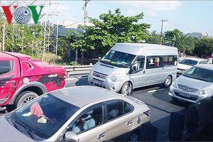 Đi 70km trên Quốc lộ 1A ở Tiền Giang mất gần 3 giờ