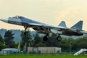 Su-57 vô hình trước radar Mỹ khi tiến vào Syria