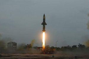 Ấn Độ liên tiếp thử nghiệm thành công tên lửa đạn đạo Prithvi-II