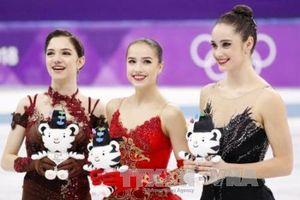 Olympic PyeongChang 2018: Không có thay đổi về thứ hạng