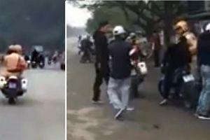 Truy đuổi 'quái xế' lạng lách đánh võng, CSGT Ninh Bình bị vu vạ đánh người