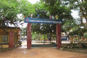 Bắc Giang: Nữ sinh bị đâm tử vong trước cổng trường