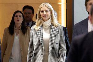Phong cách thời trang sành điệu của Ivanka Trump khi đến châu Á