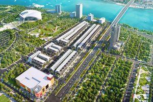 Halla Jade Residence - tuyến phố thương mại hiện đại tại Đà Nẵng