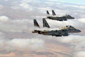 F-16 Israel bị bắn rơi ở Syria do lỗi phi công