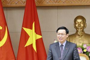 PTT Vương Đình Huệ chủ trì cuộc họp Ban chỉ đạo xử lý yếu kém, tồn tại của 12 dự án, nhà máy